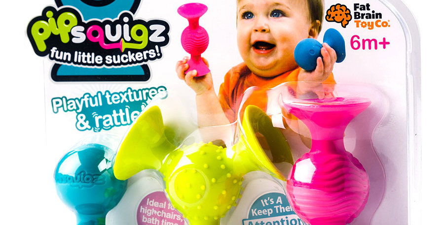 Fat Brain Toy Co: PipSquigz