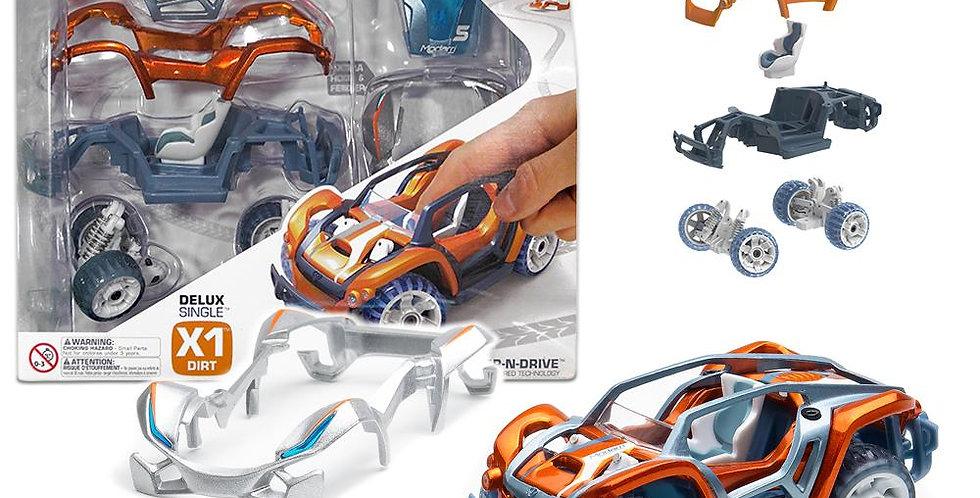 Modarri: Delux X1 Dirt Car Set