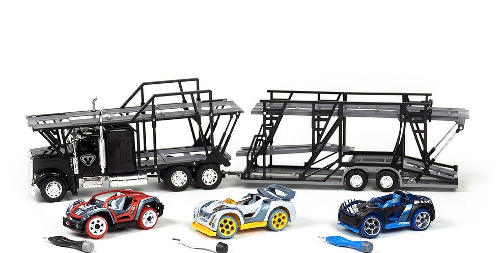 Modarri: Transporter with 3-Pack