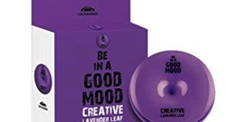 Be In A GOOD MOOD - Car Fragrance - Creative Lavander Leaf