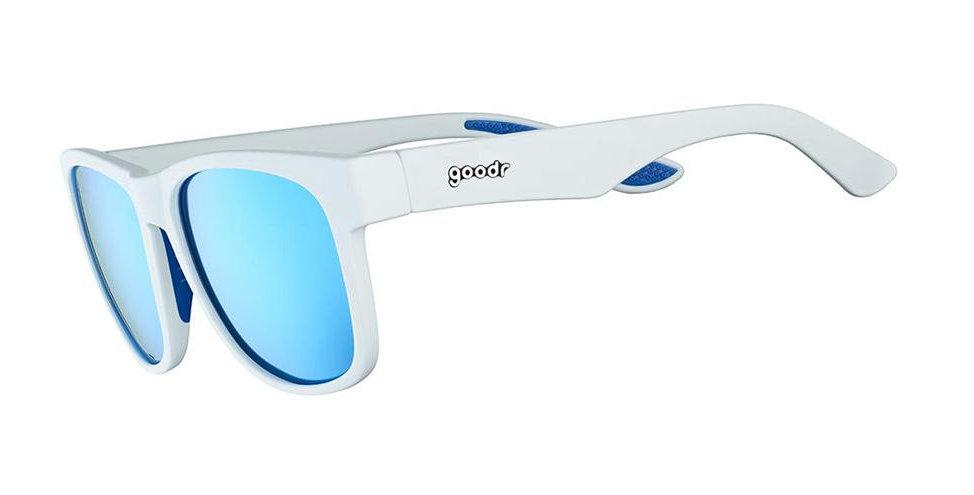 Goodr Sunglasses: ICED BY SAS-SQUAT