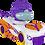 Thumbnail: SD Toyz: Pull-Back Knuckle Headz - Francis