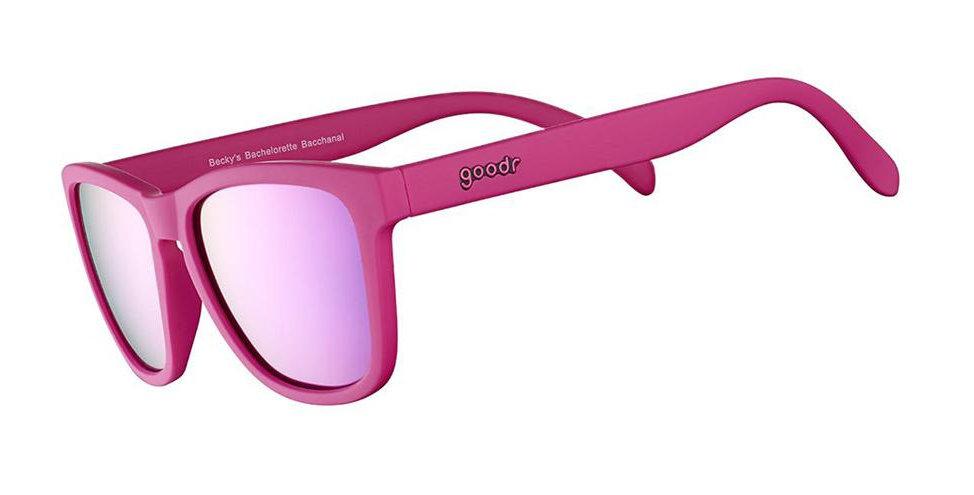 Goodr Sunglasses: Becky's Bachelorette Bacchanal