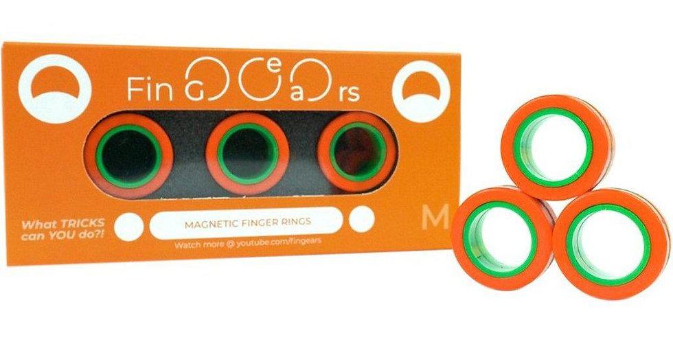 Blue Orange Games: FinGears Orange-Green - Medium