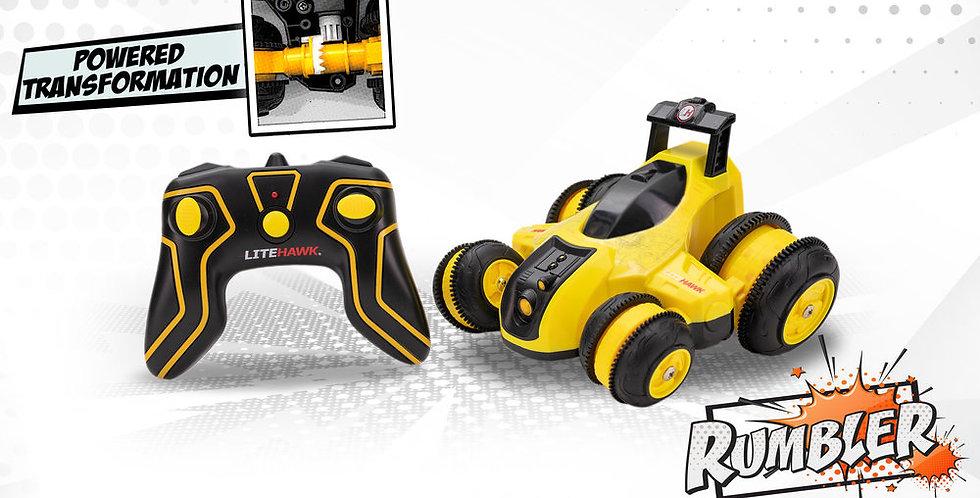LiteHawk: Rumbler (4WD Wheel Twisting Car)