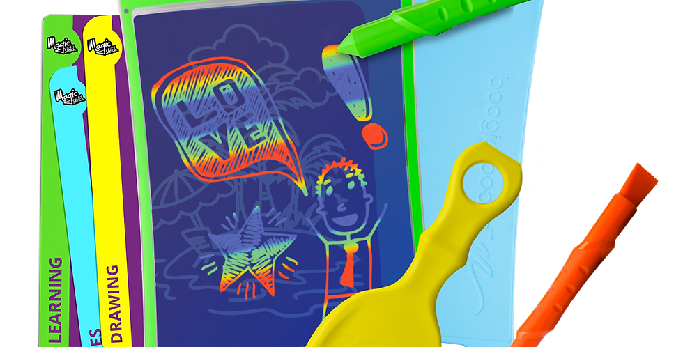 Kent Displays: Boogie Board - Magic Sketch