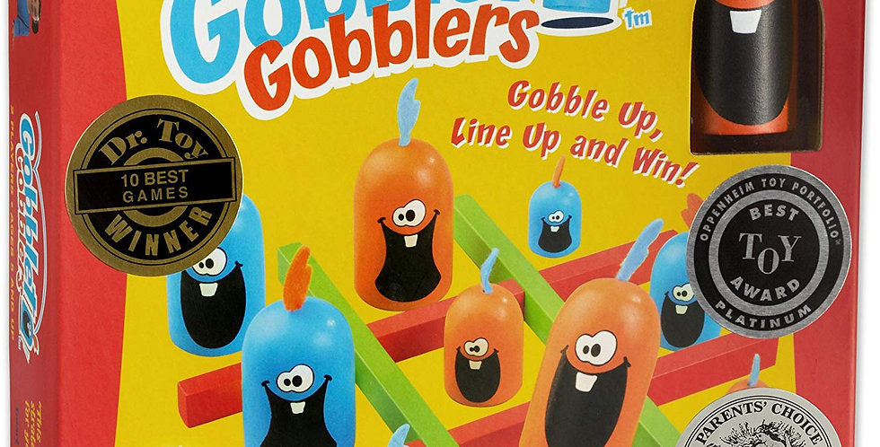 Blue Orange Games: Gobblet Gobblers