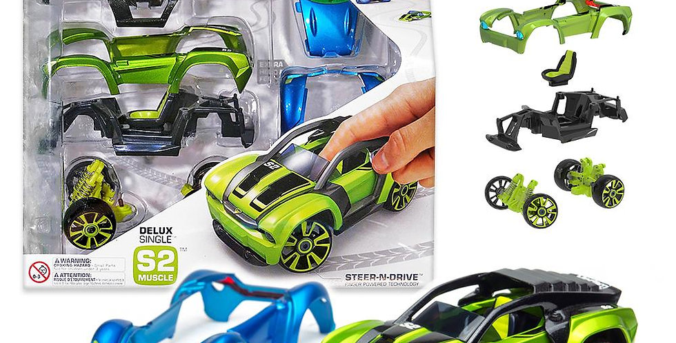 Modarri: Delux S2 Muscle Car Set