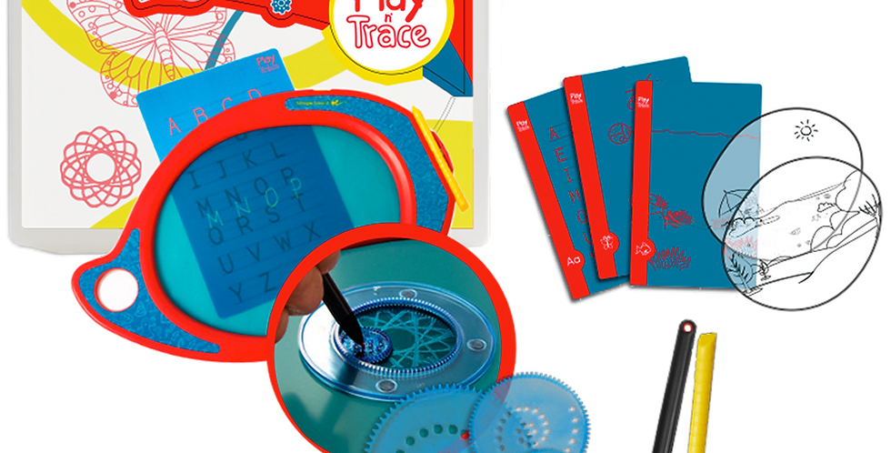 Kent Displays: Boogie Board - Play n' Trace Deluxe Kit