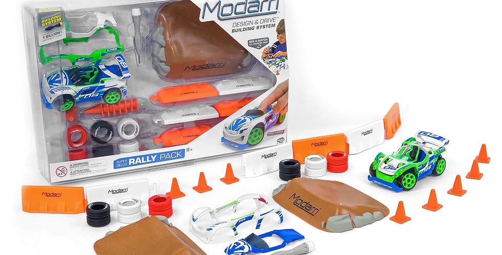 Modarri: Super Delux Rally Pack
