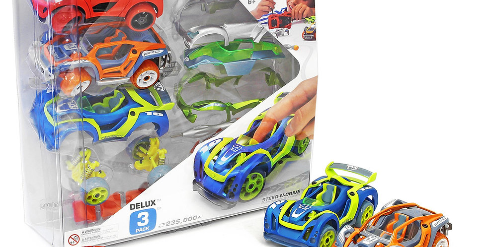 Modarri: Delux 3 Pack Set