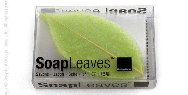 SoapLeaves Soaps - green (20)