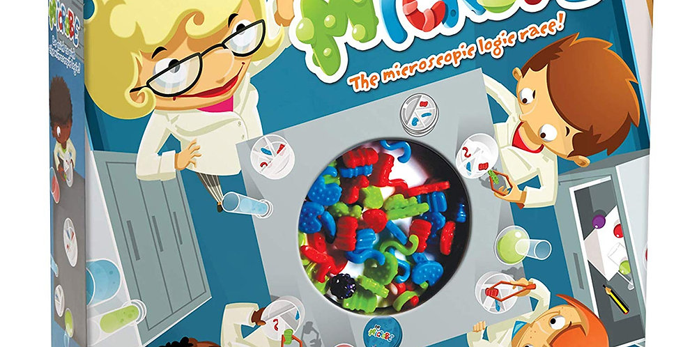 Blue Orange Games: Dr. Microbe
