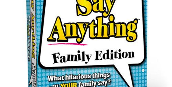 NSG: Say Anything Family Edition