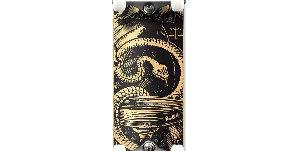 "Yocaher Skateboards: Graphic Complete Skateboard 7.75"" - Blind Justice"