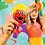 Thumbnail: Glo Pals Character - Elmo - Sesame Street Glo Pal