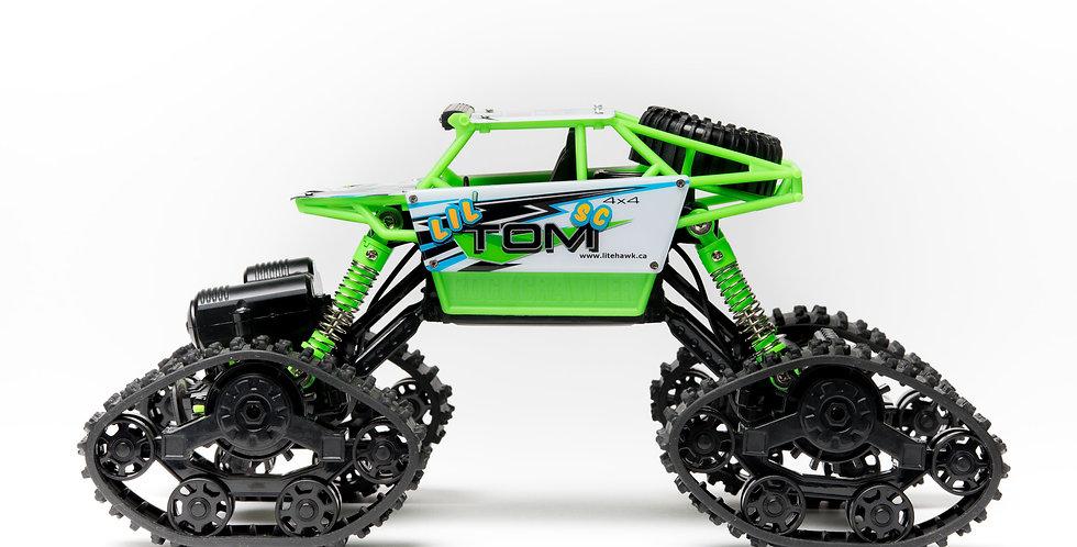 LiteHawk: Lil' Tom SC (4WD Wheels & Tracks)