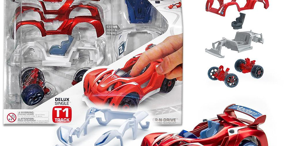 Modarri: Delux T1 Track Car Set