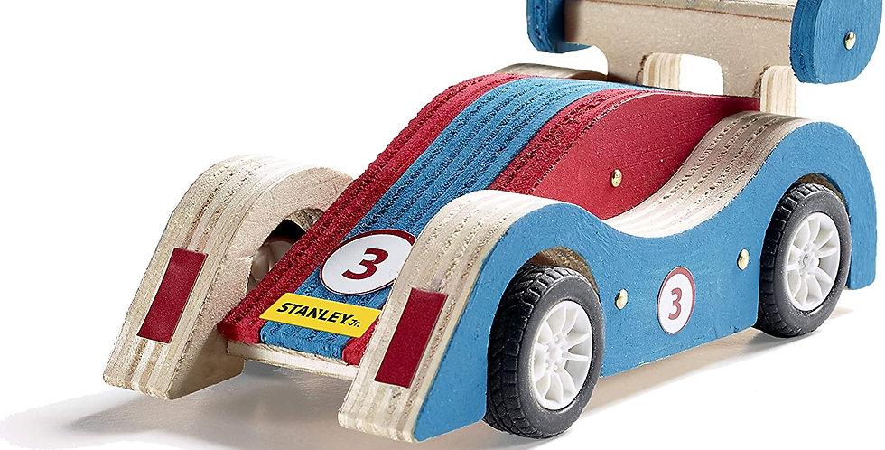 STANLEY Jr: Pull-Back Race Car Kit