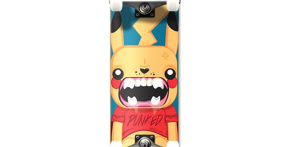 "Yocaher Skateboards: Graphic Complete Skateboard 7.75"" - Pika Series - Pika"