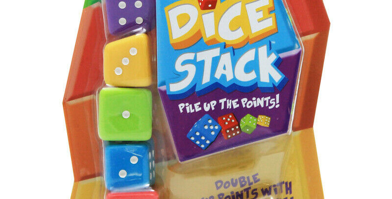 Blue Orange Games: Dice Stack