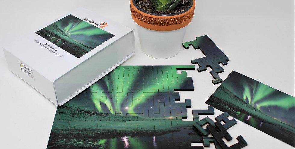 Bewilderness: Aurora Borealis Jigsaw Puzzle - 50 Pieces
