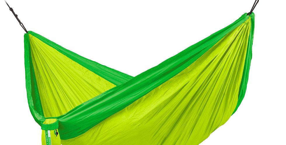 La Siesta: Colibri 3.0 Palm - Double Travel Hammock with Suspension