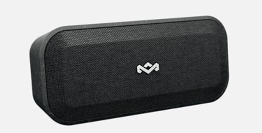 House of Marley: NO BOUNDS XL Portable Bluetooth Speaker - Black