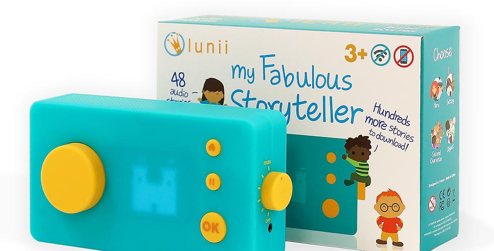 Lunii - My Fabulous Storyteller - US