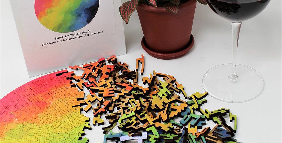 Bewilderness: Joyful Jigsaw Puzzle - 330 Pieces