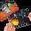 Thumbnail: ooly - Scratch & Scribble Art Kit - Space Explorer