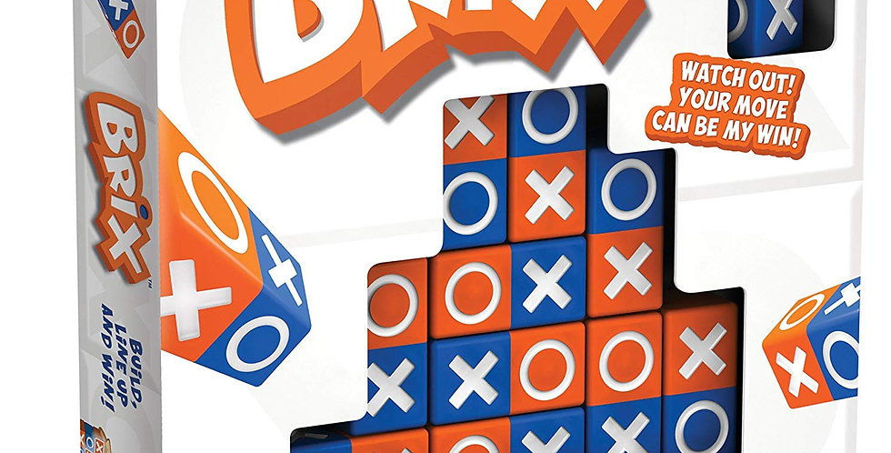 Blue Orange Games:  Brix