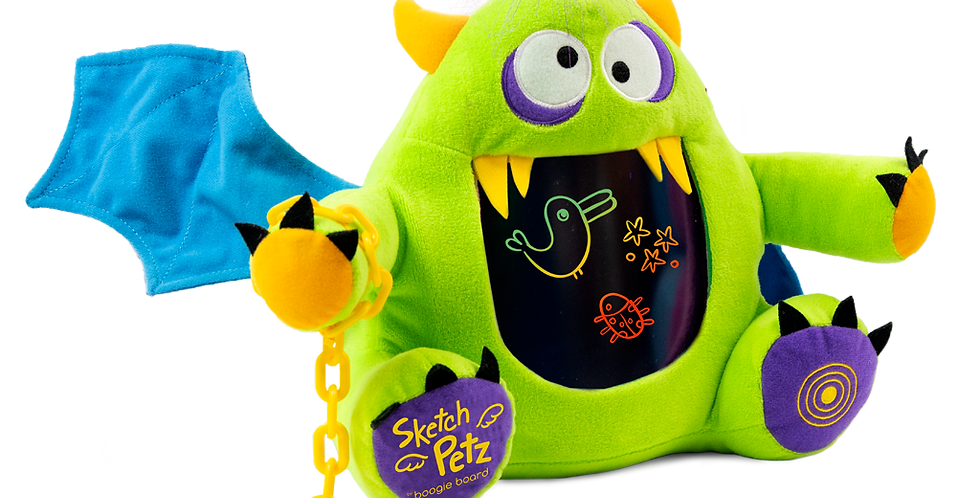 Kent Displays: Boogie Board - Sketch Petz - Monster