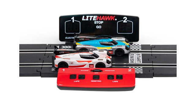 LiteHawk: CIRCUIT LMP Slot Car Set