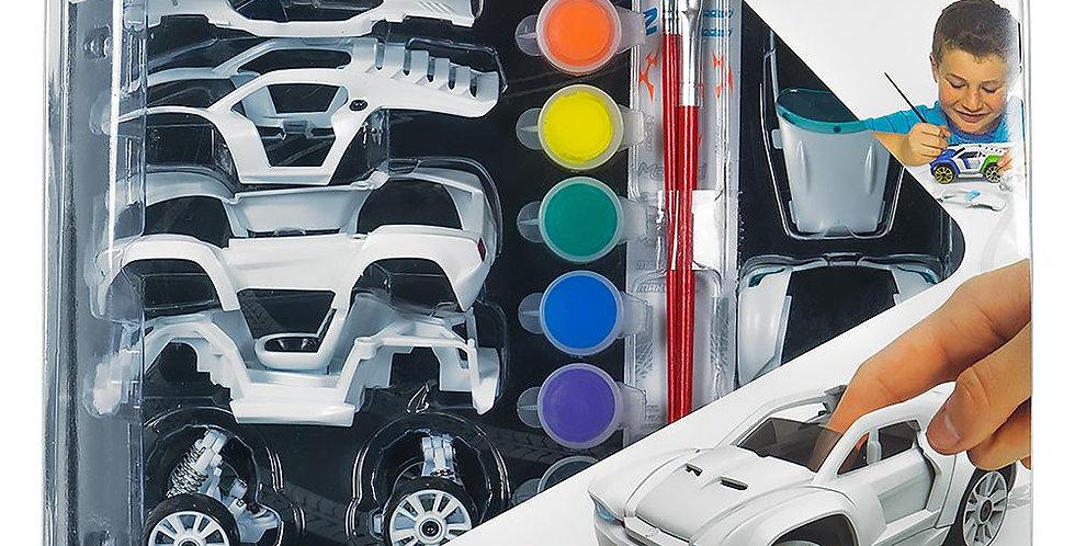Modarri: S2 Paint-it Auto Design Studio Kit (PAINT INCLUDED)