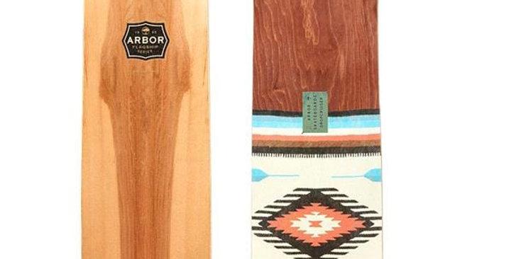 "Arbor - 38"" Dropcruiser Flagship Longboard"