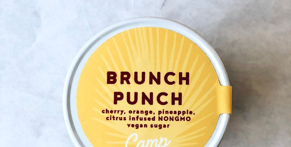 Camp Craft Cocktails: Brunch Punch