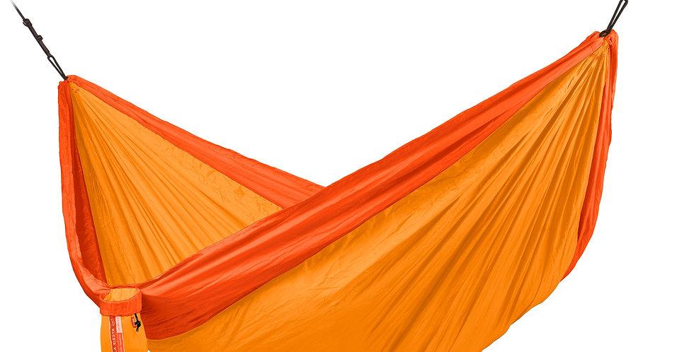 La Siesta: Colibri 3.0 Sunrise - Double Travel Hammock with Suspension