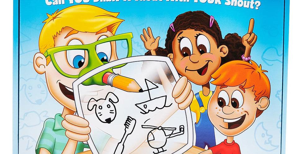 Fat Brain: Pencil Nose Game