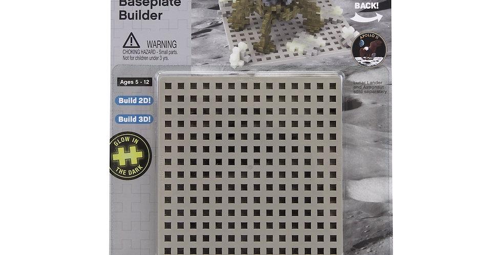 Plus-Plus - Baseplate Builder - Moon
