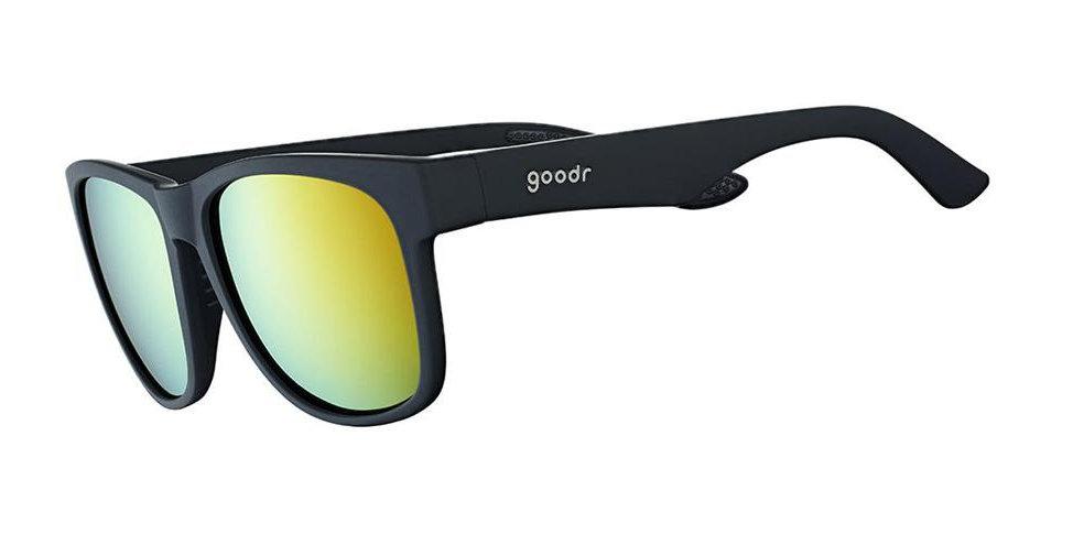 Goodr Sunglasses: BEELZEBUB'S BOURBON BURPEES