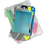 Thumbnail: Kent Displays: Boogie Board - Jot Clearview Deluxe Single w/ Case - Fractal