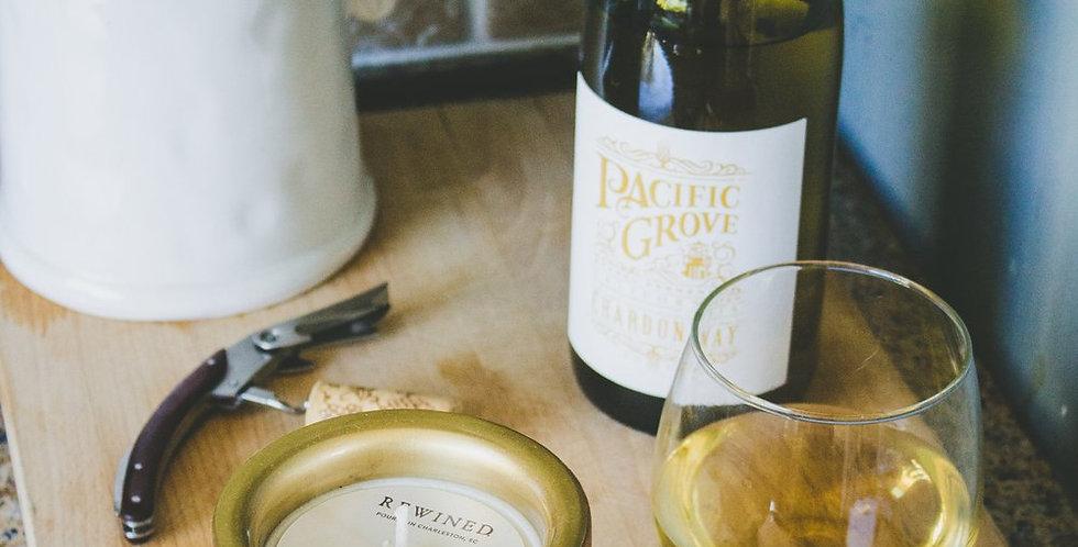 Rewined: Chardonnay Barrel Aged Candle