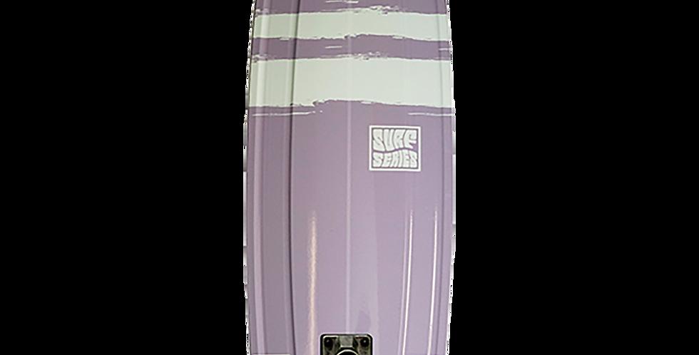 "ALUMINATI SUMMER SURF FISH COMPLETE-8.12x28"" STRIPES"