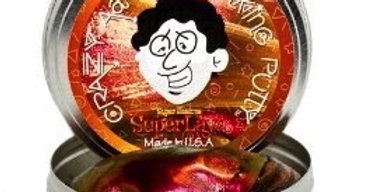 Crazy Aaron's Thinking Putty Super Illusions in Super Lava