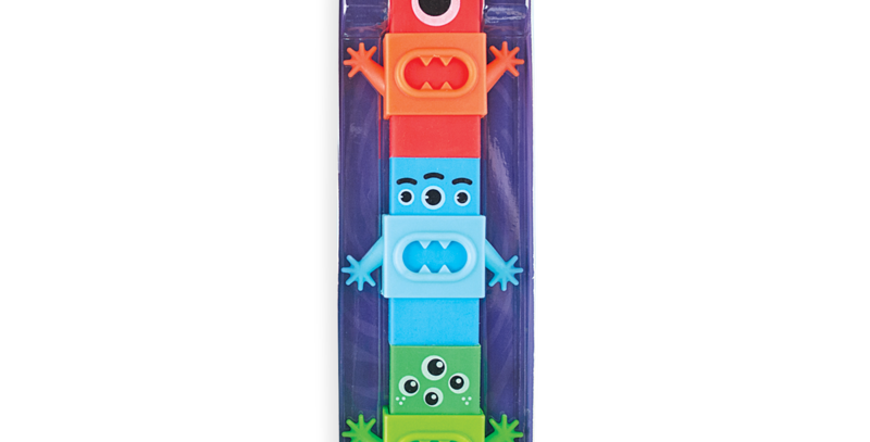 ooly - Monster Erasers (3 Pack)