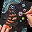 Thumbnail: ooly - Scratch & Scribble Mini Scatch Art Kit - Friendly Fish