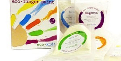 eco-kids - eco-finger paint