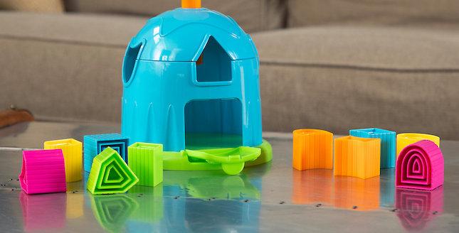 Fat Brain Toy Co: Shape Factory