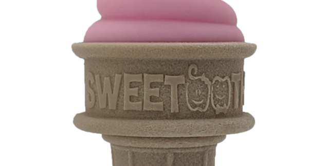 SweeTooth - The Sweetest Baby Teether Ever! - Pretty Pink